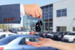 Køb og salg af brugt bil