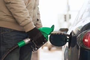 Tanker benzin