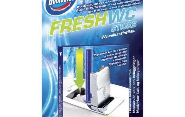 Hvor køber man Fresh WC Sticks?